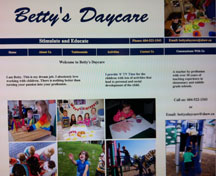 bettysdaycare